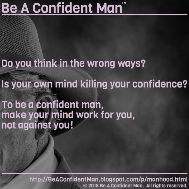 (Be A Confident Man) 20180919 0815pm auto-generated poster