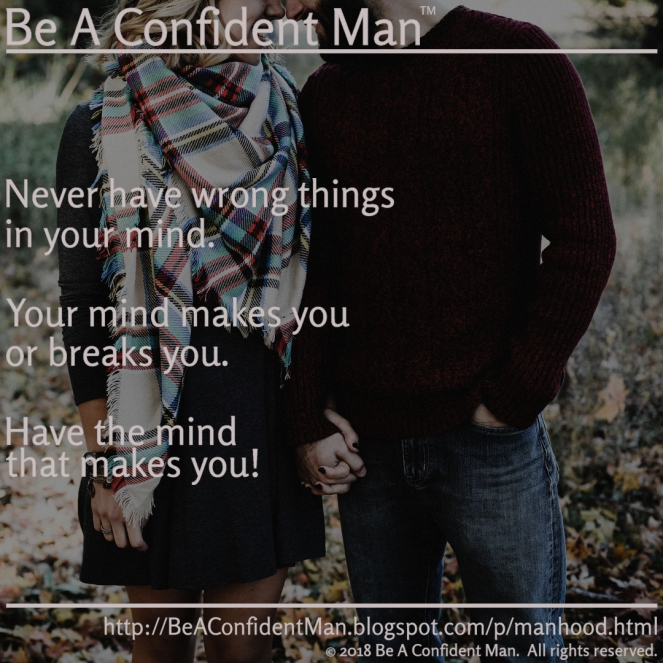 (Be A Confident Man) 20180923 1245pm auto-generated poster