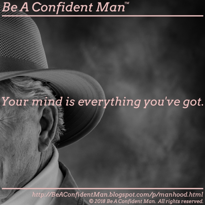 (Be A Confident Man) 20180924 0430pm auto-generated poster