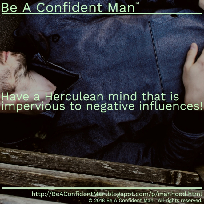 (Be A Confident Man) 20180924 0815pm auto-generated poster
